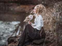 fantasy, novak, женщина