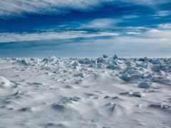 north, pole, arctic