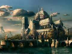 castillo, camelot, del