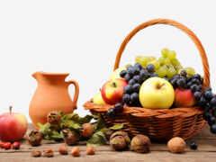 плод, нефть, hương