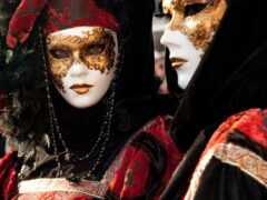 carnival, маска