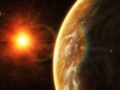 sun, космос, planet