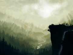 рисованный, kingdom, asir