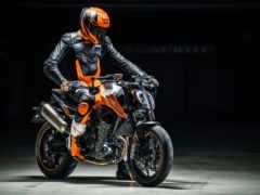 ktm, duke, мотоцикл
