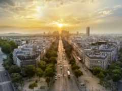 франция, улицы, париж