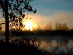 , , небо, восход солнца