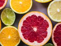 lemon, плод, цитрус