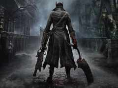 game, bloodborne, korku