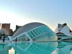 architecture, город, valencia