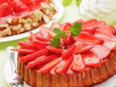 piroga, клубника, ягода