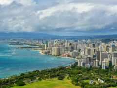 гонолулу, hawaii, аренда