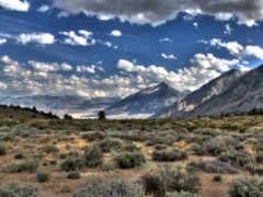 горы, облака Фон № 8900 разрешение 1920x1080