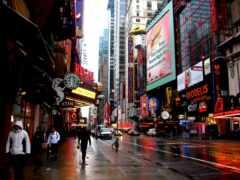 new, york, улица
