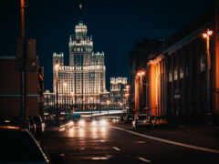 город, улица, build