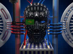 robot, engine