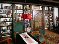 interer, библиотеки, библиотека