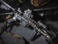 винтовка, военный, assault