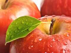 apple, drop, качественные