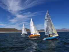 парусник, яхта, лодка