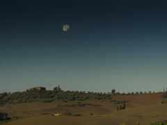 пустыня, песчаный