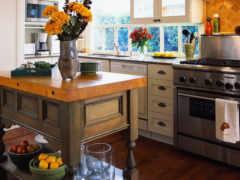 посуда, кухня, интерьер