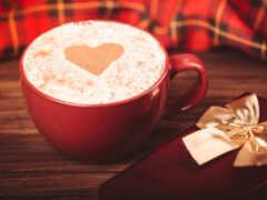 coffee, день, февраль
