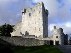 замки, castle, средневековые