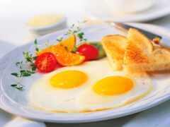 завтрак, цена