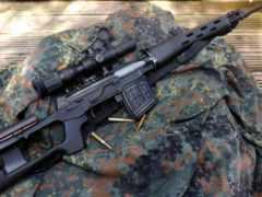 свд, снайперская, винтовка