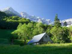 природа, горы, природы