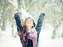 winter, счастье, turkmenistan