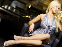 платье, blonde, платья