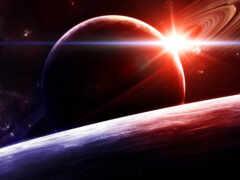 kosmos, рисунки, красивый