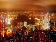 миро, город, мегаполис
