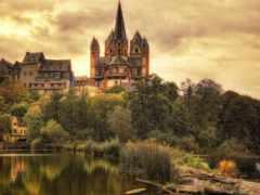 german, castle, города