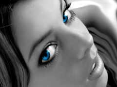 девушка, devushki, глазами