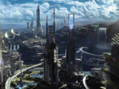будущее, land, сниматься