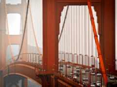 gate, мост, francisco