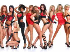 девушки, девушек, фотографии Фон № 60703 разрешение 1920x1200