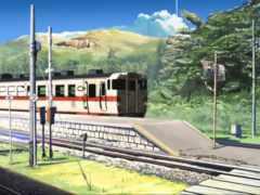 anime, pinterest, railroads