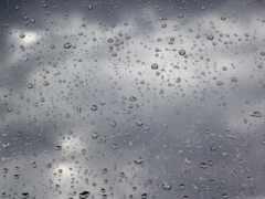 грустный, дождь, drop