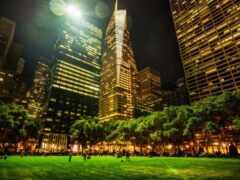 park, york, new
