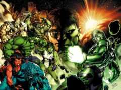 marvel, халк, hulk