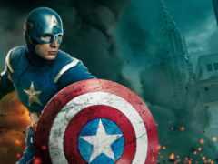 мстители, капитан, америка