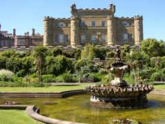 castle, culzean, шотландии