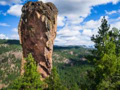 pillar, steen, stein
