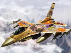 star, f-16, истребитель