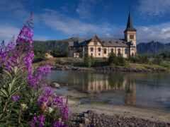 норвегия, architecture