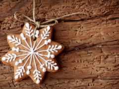 cookie, новогоднее, год