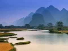 china, im-gene, река